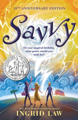 Savvy - Law, Ingrid