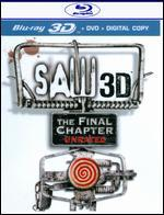 Saw: The Final Chapter [2 Discs] [3D] [Blu-ray/DVD]