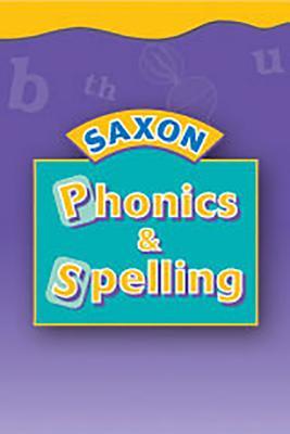 Saxon Phonics & Spelling: Decodeable Readers Set (16) Color - Various