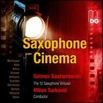 Saxophone Cinema