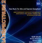 SaxSpectrum 2: New Music for Alto and Soprano Saxophone
