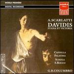 Scarlatti: Davidis Pugna et Victoria