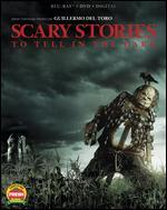 Scary Stories to Tell in the Dark [Includes Digital Copy] [Blu-ray/DVD]