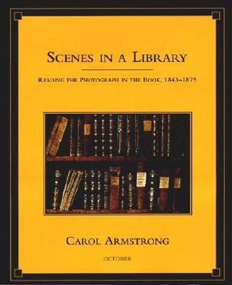 Scenes in a Library: Reading the Photograph in the Book, 1843-1875 - Armstrong, Carol