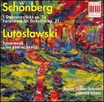 Schönberg, Lutoslawski: Orchestral Works