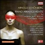 Sch�nberg: Piano Arrangements by Webern, Berg, Busoni, Sch�nberg, Stein