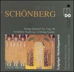 Schönberg: String Quartet No. 3 Op. 30; Verklärte Nacht Op. 4 (String Sextet)