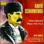 Scharwenka: Piano Quartet,Op.37; Piano Trio, Op.45