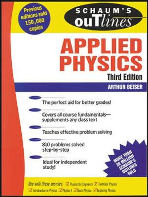 Schaum's Outline of Applied Physics - Beiser, Arthur