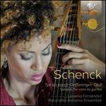 Schenck: Tyd en Konst-Oeffeningen, Op. 2