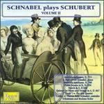 Schnabel Plays Schubert, Vol. 2
