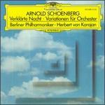 Schoenberg: Verkärte Nacht; Variationen für Orchester