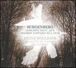 Schoenberg: Verkl�rte Nacht; Chamber Symphony No. 2