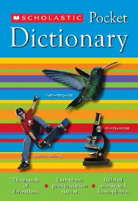 Scholastic Pocket Dictionary - Usborne