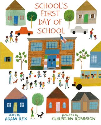 School's First Day of School - Rex, Adam