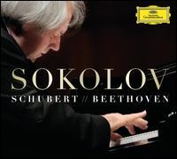 Schubert, Beethoven - Grigory Sokolov (piano)
