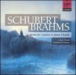 Schubert, Brahms: Works for 2 Pianos & Piano 4 Hands