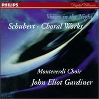 Schubert: Choral Works - Alan George (viola); Angela Kazimierczuk (soprano); Annette Isserlis (viola); Anthony Chidell (horn); Gavin Edwards (horn);...