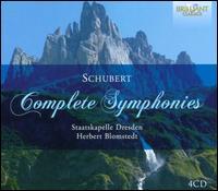 Schubert: Complete Symphonies - Staatskapelle Dresden; Herbert Blomstedt (conductor)
