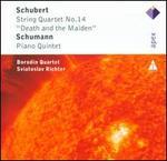 Schubert: Der Tod und das Mädchen; Schumann: Piano Quintet