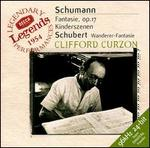 Schubert: Fantasia in C D760, Op15; Schumann: Fantasie in C Op17