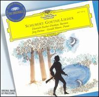 Schubert: Goethe-Lieder - Dietrich Fischer-Dieskau (baritone); Gerald Moore (piano); Jörg Demus (piano)