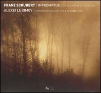 Schubert: Impromptus - Alexei Lubimov (piano)