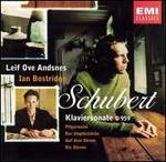 Schubert: Klaviersonate D959; 4 Lieder