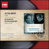 Schubert: Lieder - Edwin Fischer (piano); Elisabeth Schwarzkopf (soprano)