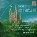 Schubert: Masses, D. 105 & D. 167