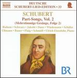 Schubert: Part-Songs, Vol. 2