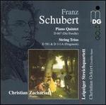 """Schubert: Piano Quintet """"Die Forelle""""; String Trios"""