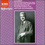 Schubert: Piano Sonatas D.850, D.959 & D.960; Moments musicaux D.780 - Artur Schnabel (piano)