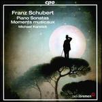 Schubert: Piano Sonatas; Moments musicaux - Michael Korstick (piano)