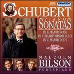 Schubert: Piano Sonatas, Vol. 6