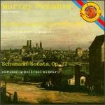 Schubert, Schuman: Piano Sonatas