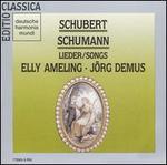 Schubert, Schumann: Lieder