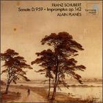 Schubert: Sonata D959; Impromptus Op.142