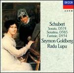 Schubert: Sonata; Sonatina; Fantasie