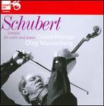 Schubert: Sonatas for Violin and Piano