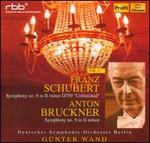 Schubert: Symphony No. 8 'Unfinished', Bruckner: Symphony No. 9