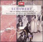 Schubert: The 21 Piano Sonatas, Vol. 2