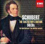 Schubert: The Collector's Edition [Box Set] - Adolf Dallapozza (tenor); Albert Gaßner (tenor); Aldo Ciccolini (piano); Andreas Rothkopf (piano);...