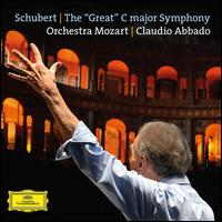 "Schubert: The ""Great"" C major Symphony - Orchestra Mozart; Claudio Abbado (conductor)"