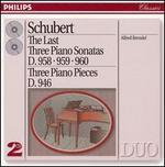 Schubert: The Last Three Piano Sonatas