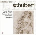 "Schubert: ""Trout"" Quintet; ""Death and the Maiden"" Quartet; Impromptus"