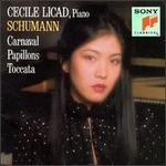 Schumann: Carnaval/Papillons/Toccata