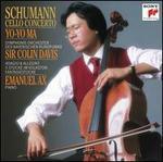 Schumann: Cello Concerto; Fantasiestücke; Adagio & Allegro; 5 Stücke im Volkston
