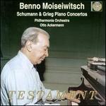 Schumann & Grieg Piano Concertos