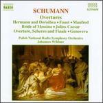 Schumann: Overtures